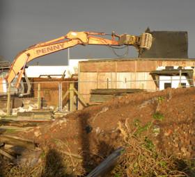Demolition 8 jan 2016