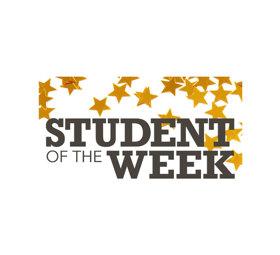 Studentoftheweek